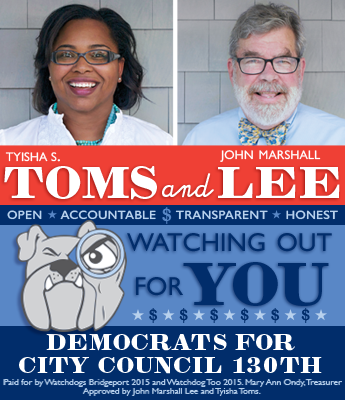 Toms and Lee for City Council