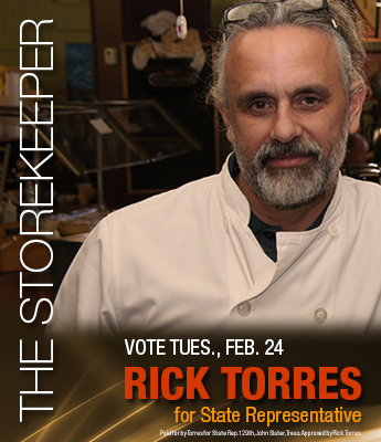 Rick Torres for State Representative
