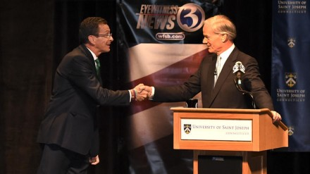 Malloy-Foley debate