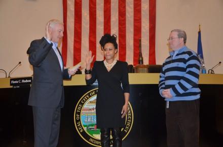Melanie Jackson oath