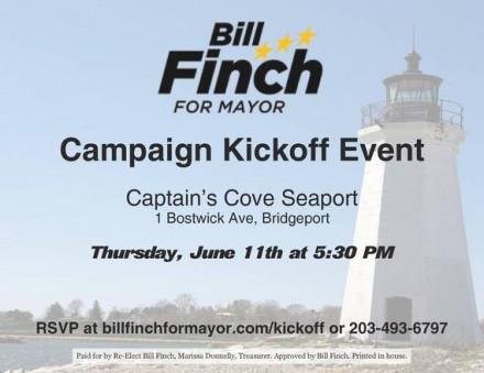 Finch Cove event