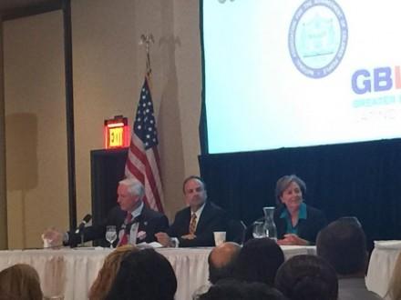 mayoral debate 2015