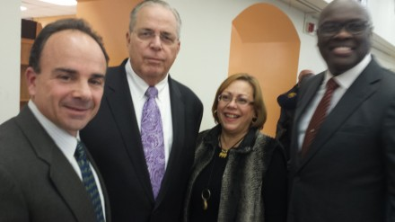 Ganim transition team