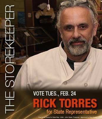 Torres storekeeper