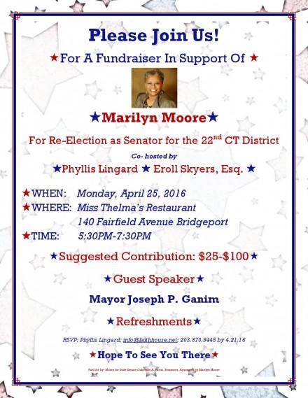 Moore fundraiser