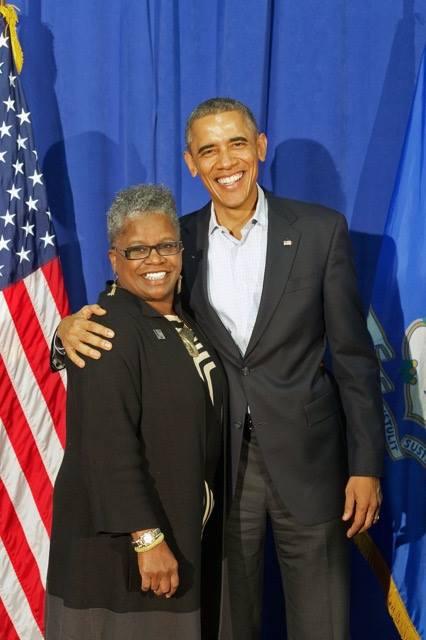 Moore, Obama