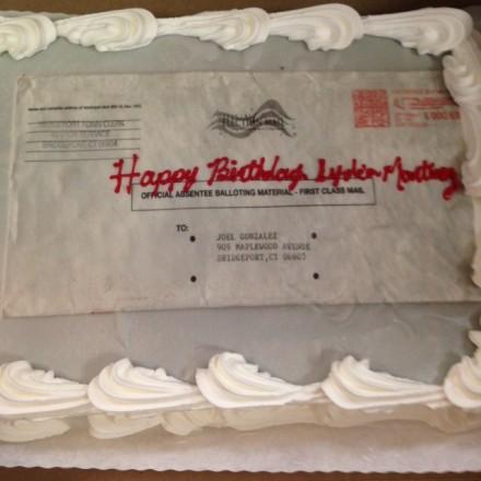 Lydia cake