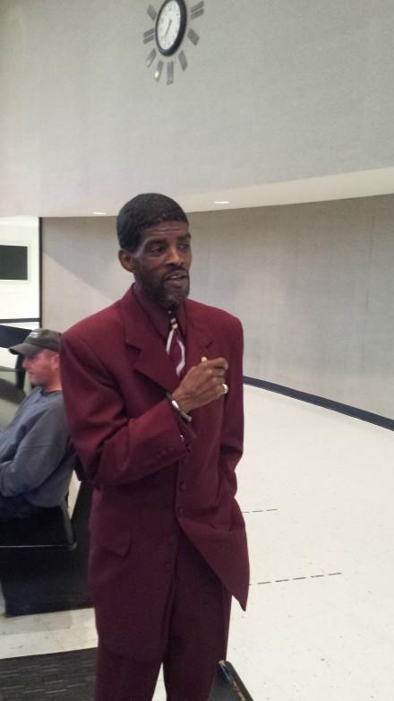 Ernie Newton threatens lawsuit.