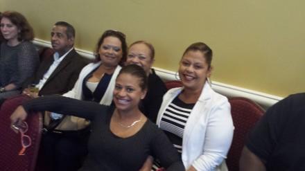 Sandi Ayala family