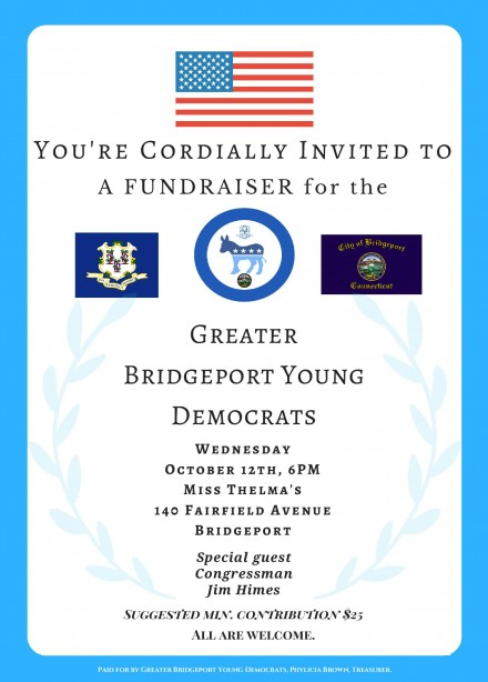 Young Dem event