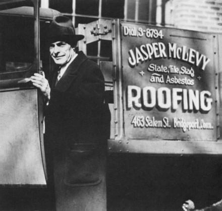McLevy roofer