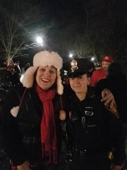 Pereira and cop