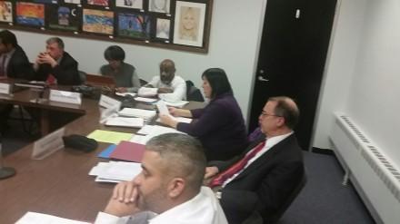Pereira board meet