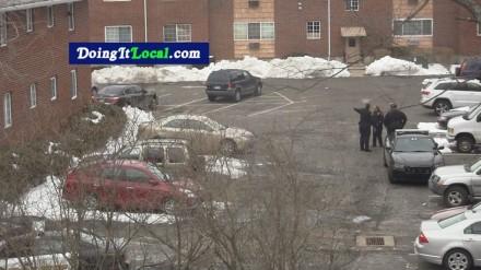 Bretton Street crime scene