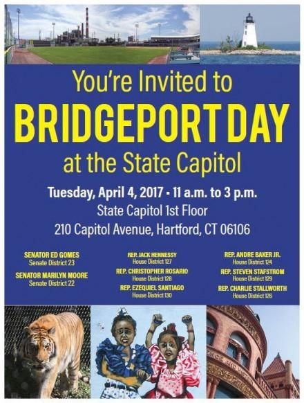 Bridgeport day