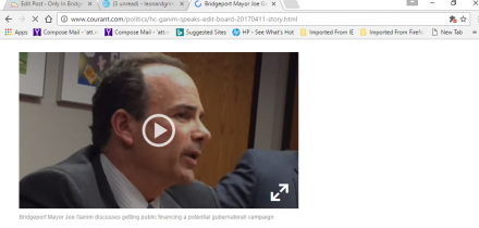 Ganim Courant screenshot
