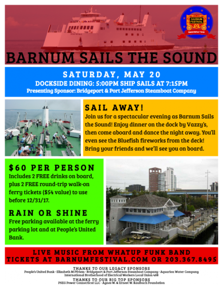 Barnum '17 Sail Sound flyer