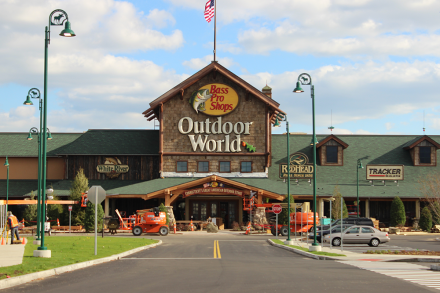 Bass Pro front