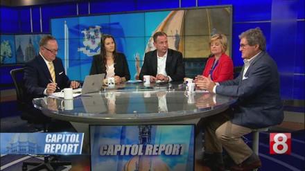 Capitol Report Tom Dudchik