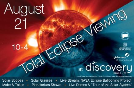 solar Aug 21 event