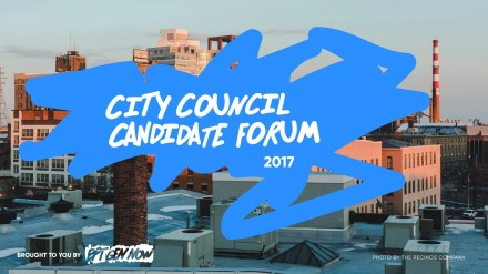 council candidate forum