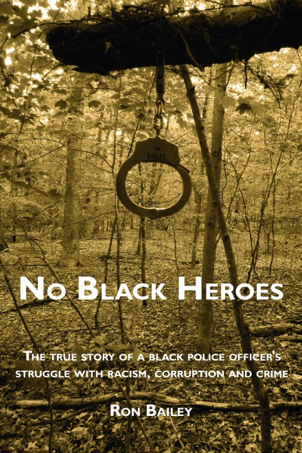 No Black Heroes front cover
