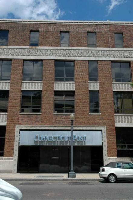 Connecticut Post building