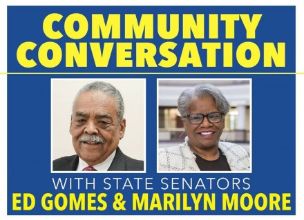 Gomes Moore community conversation