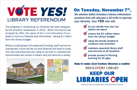 library vote