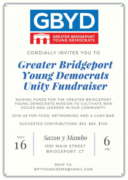 gbyd unity fundraiser