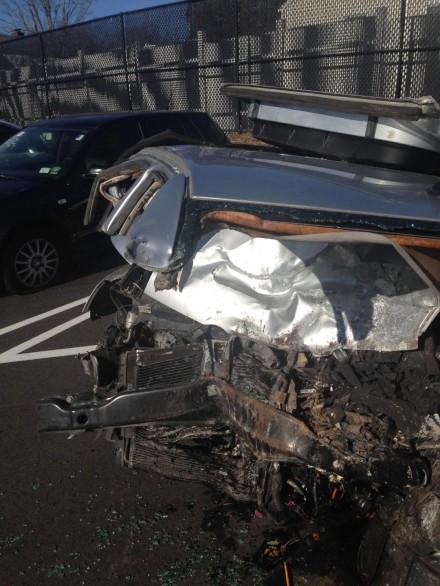Bucci car accident