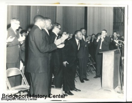 King at Klein March 1964