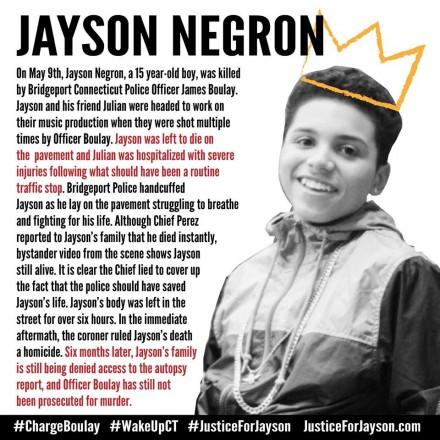 Jayson Negron page