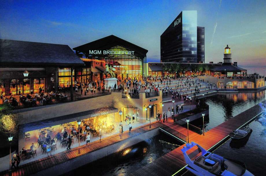 MGM Bridgeport rendering