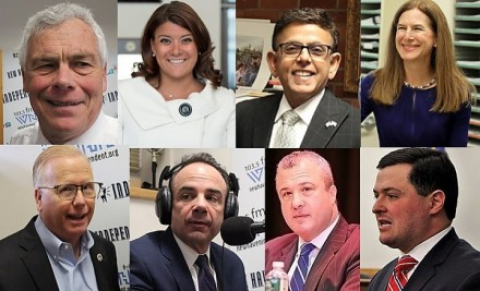 New Haven Independent candidates
