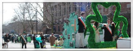 St. Pats parade 2015