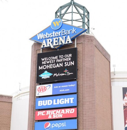 Mohegan Sun Webster Bank
