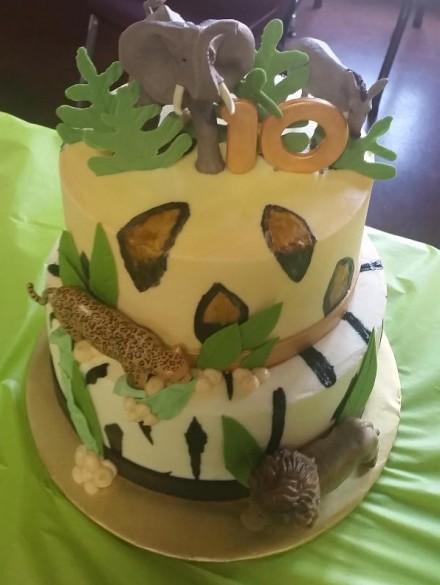 OIB cake