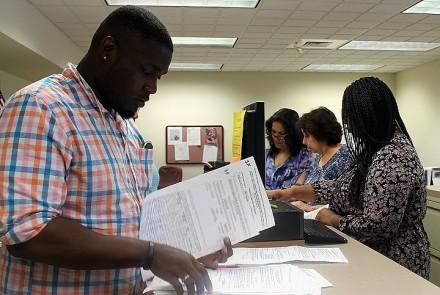 Troy Jackson Ganim petitions