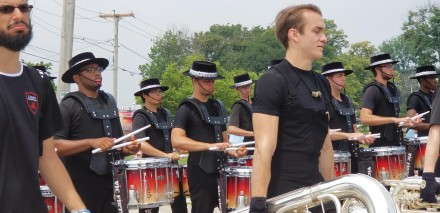 drum corps BarFest