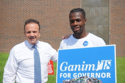 Ganim primary day