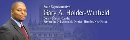 Holder-Winfield banner