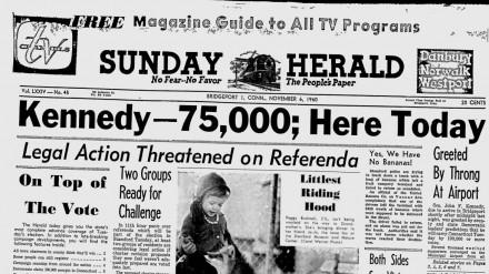 Kennedy headline
