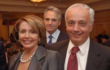 Pelosi, Roberti, Cernera