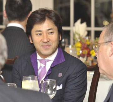 UB alumnus Shintaro Akatsu