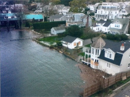 Black Rock flooding