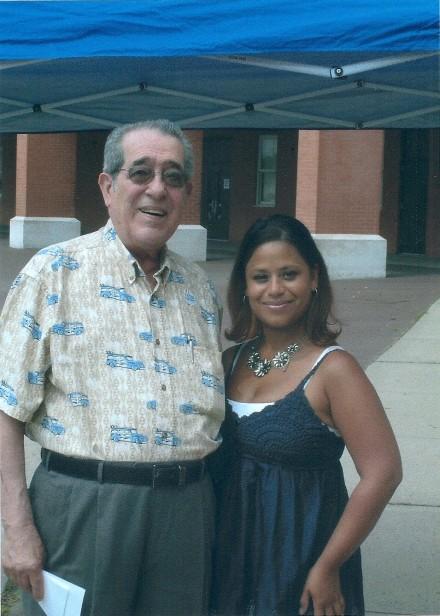 Gil Hernandez, Christina Ayala