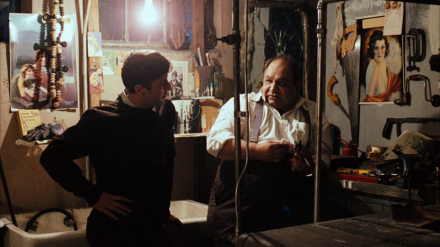 Clemenza and Michael