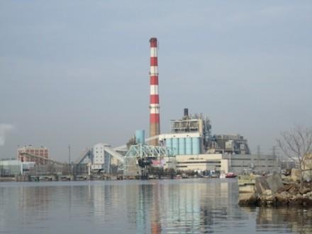 Bridgeport Harbor coal plant