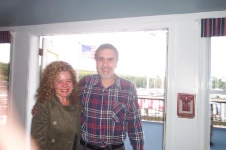 Sue Katz and Ray Fusci